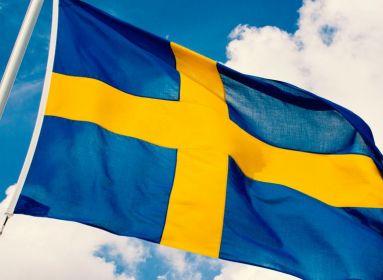 svéd zászló