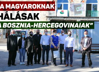 Hungary Helps Azbej Tristan Bosznia