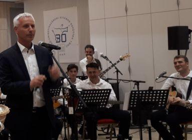 A FEGE az elmúlt harminc év zenei szolgálatáért adott hálát