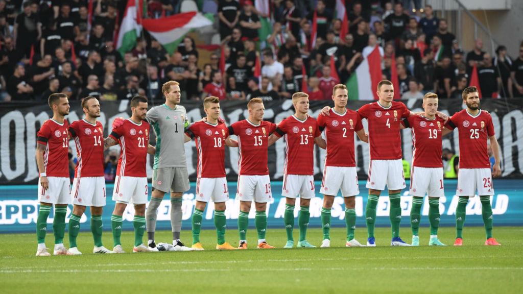 Magyar labdarúgó válogatott
