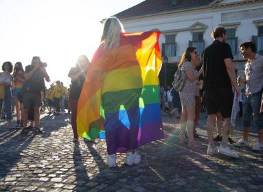 Kevesen voltak kíváncsiak a pedofilellenes törvény miatti újabb LMBTQ-párti tüntetésre