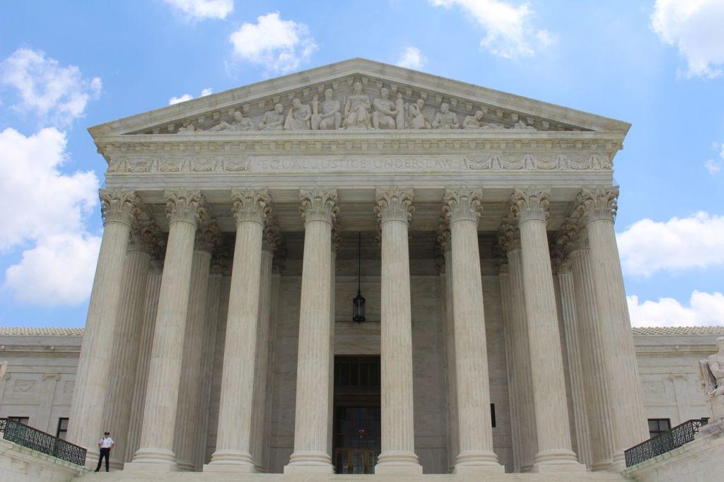 amerikai legfelsőbb bíróság épülete