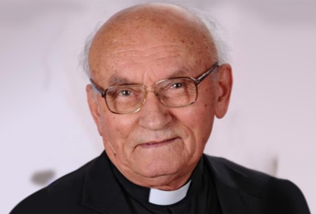 Varjú Imre vasmisés pap