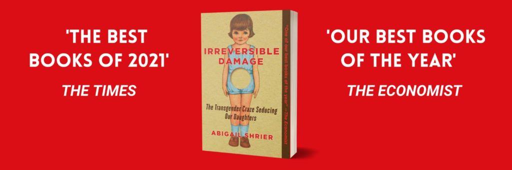 Visszafordíthatatlan károk című könyv