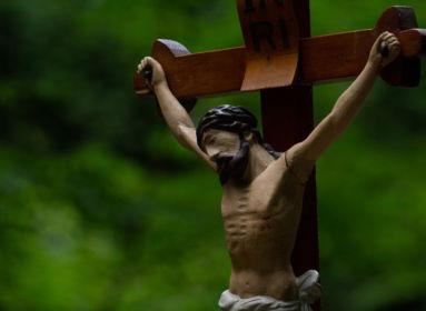 """Márki-Zay Péter szombati választási gyűlésén azt merte kinyilatkoztatni, hogy """"Jézus baloldali volt""""."""