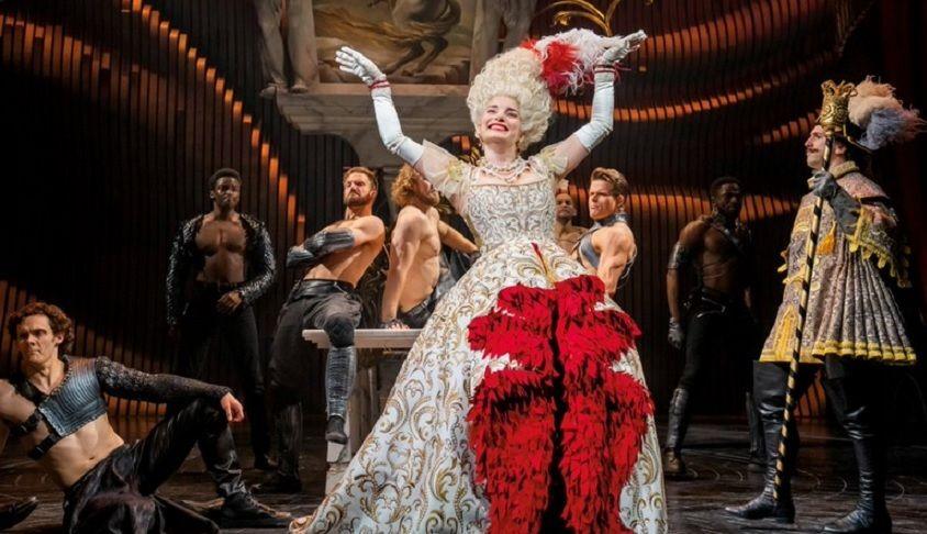 Andrew Lloyd Webber's Cinderella részlet