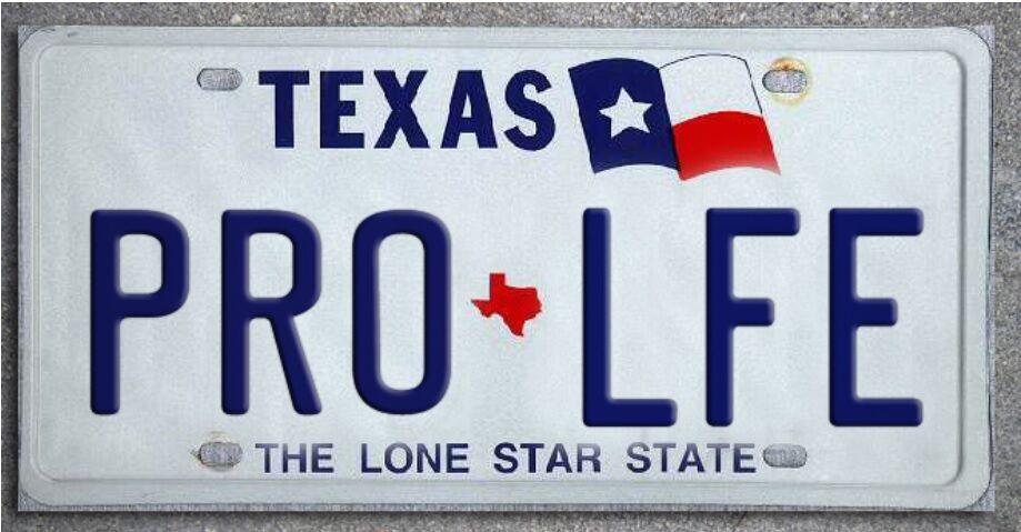 pro-life, Texas