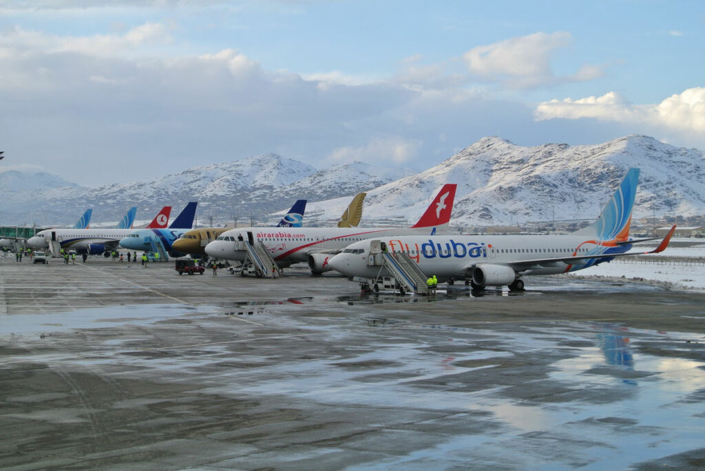 Kabul reptér forrás: Wikipedia