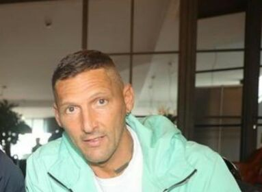 Marco Materazzi, Forrás: Twitter