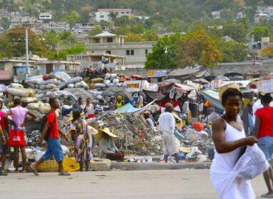 Haiti forrás: Pixabay